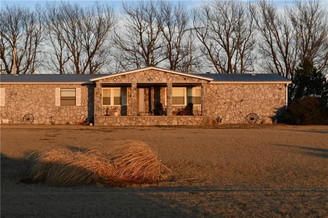 27081 County Street 2580 Road, Fort Cobb, OK 73038 (MLS #853053) :: Homestead & Co