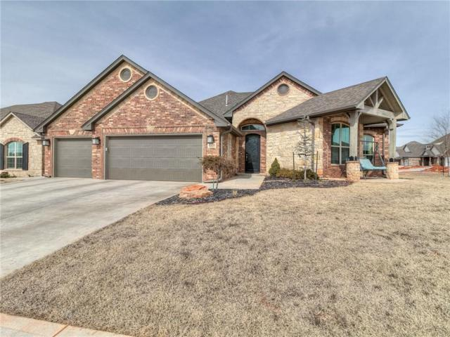 401 Turnberry Drive, Norman, OK 73069 (MLS #853077) :: Homestead & Co