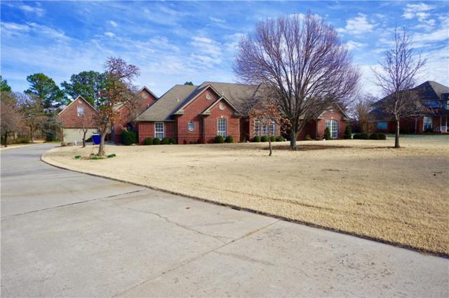 1162 Hidden Valley Lane, Choctaw, OK 73020 (MLS #853079) :: KING Real Estate Group