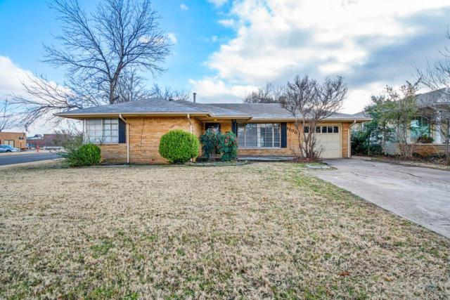 1100 W Wilshire Boulevard, Nichols Hills, OK 73116 (MLS #853110) :: KING Real Estate Group