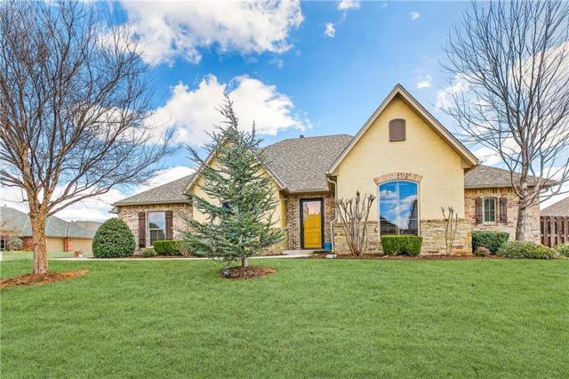 4708 Spectacular Bid Avenue, Edmond, OK 73025 (MLS #853129) :: Homestead & Co
