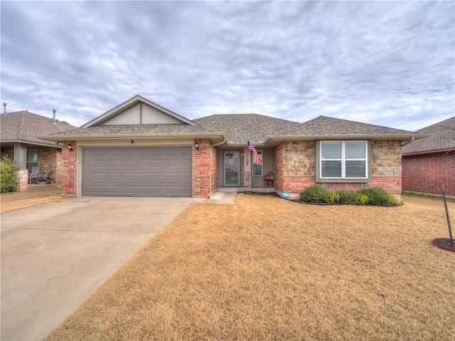 4416 Brooklyn Avenue, Moore, OK 73160 (MLS #853133) :: Erhardt Group at Keller Williams Mulinix OKC