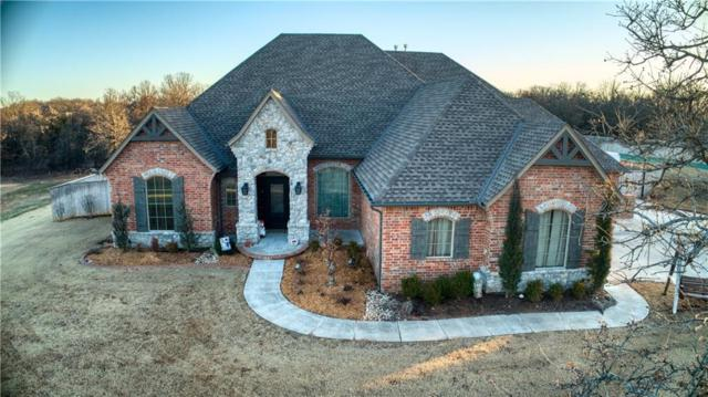 16968 Fox Trot Court, Choctaw, OK 73020 (MLS #853193) :: KING Real Estate Group