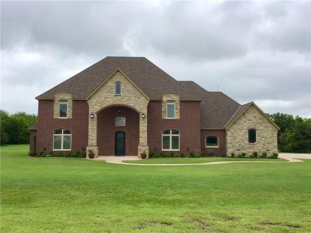 23400 Cedar Ridge Drive, Edmond, OK 73025 (MLS #853208) :: Homestead & Co