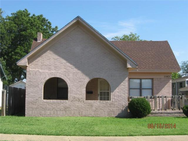 1143 NW 92nd Street, Oklahoma City, OK 73114 (MLS #853209) :: Homestead & Co