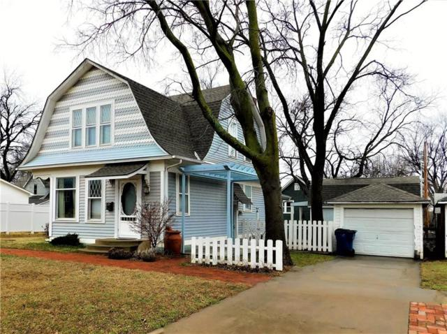 315 N Maple Street, Guthrie, OK 73044 (MLS #853218) :: KING Real Estate Group