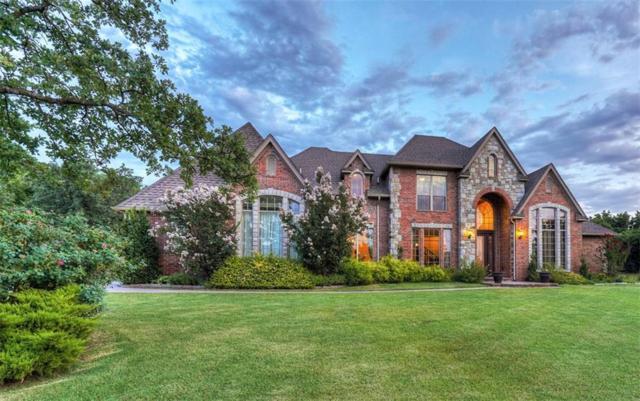 12040 Tuscany Ridge Road, Midwest City, OK 73130 (MLS #853237) :: Homestead & Co