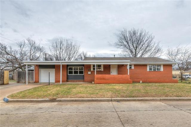 3145 Pioneer Street, Oklahoma City, OK 73107 (MLS #853255) :: Homestead & Co