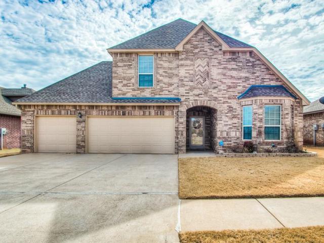 2320 NW 153rd Street, Edmond, OK 73013 (MLS #853299) :: KING Real Estate Group