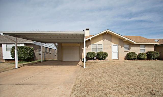 1033 Kings Road, Moore, OK 73160 (MLS #853338) :: Homestead & Co