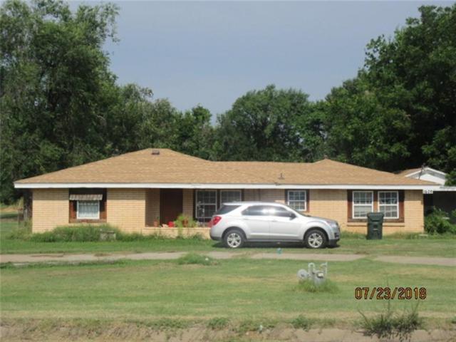 1509 N Douglas Boulevard, Midwest City, OK 73130 (MLS #853344) :: Homestead & Co