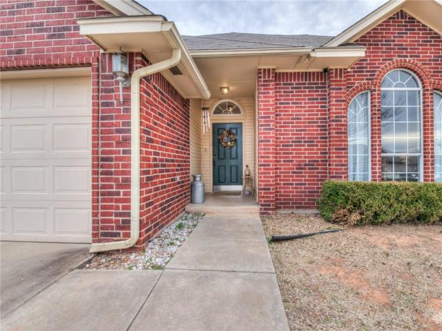 932 Oak Creek Drive, Moore, OK 73160 (MLS #853428) :: Homestead & Co
