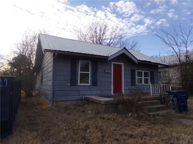 35 N Jefferson Street, Seminole, OK 74868 (MLS #853463) :: Homestead & Co