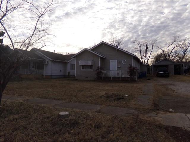 413 N Park Street, Seminole, OK 74868 (MLS #853466) :: Homestead & Co