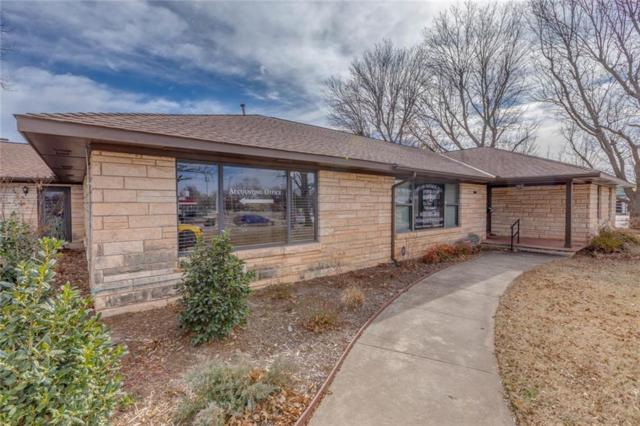 1035 S Berry Road, Norman, OK 73069 (MLS #853470) :: Denver Kitch Real Estate