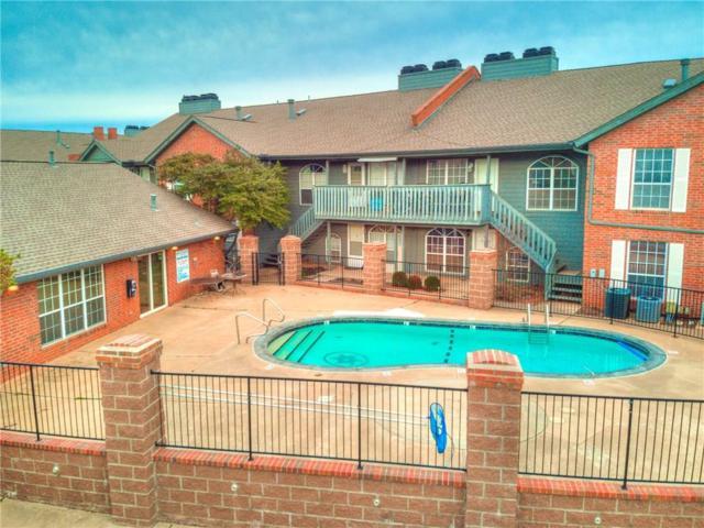 11525 N Meridian Avenue #206, Oklahoma City, OK 73120 (MLS #853471) :: KING Real Estate Group