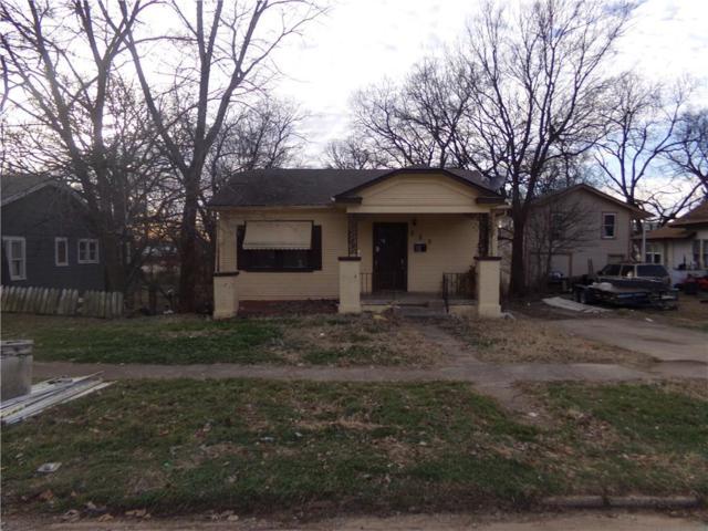 225 N Jefferson Street, Seminole, OK 74868 (MLS #853480) :: Homestead & Co