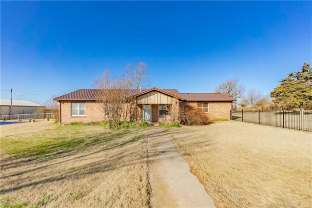 15865 State Highway 76, Lindsay, OK 73052 (MLS #853491) :: KING Real Estate Group
