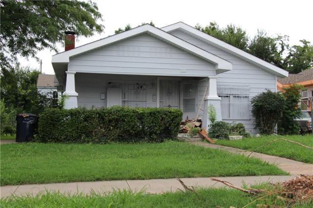 1710 NW 10th Street, Oklahoma City, OK 73106 (MLS #853504) :: Homestead & Co