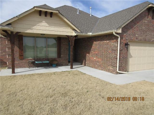 241 Timber Lane, Harrah, OK 73045 (MLS #853508) :: KING Real Estate Group