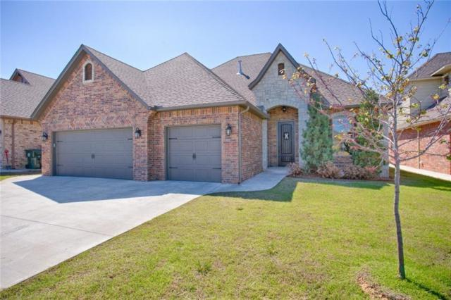 2567 Forest Crossing Road, Choctaw, OK 73020 (MLS #853516) :: KING Real Estate Group