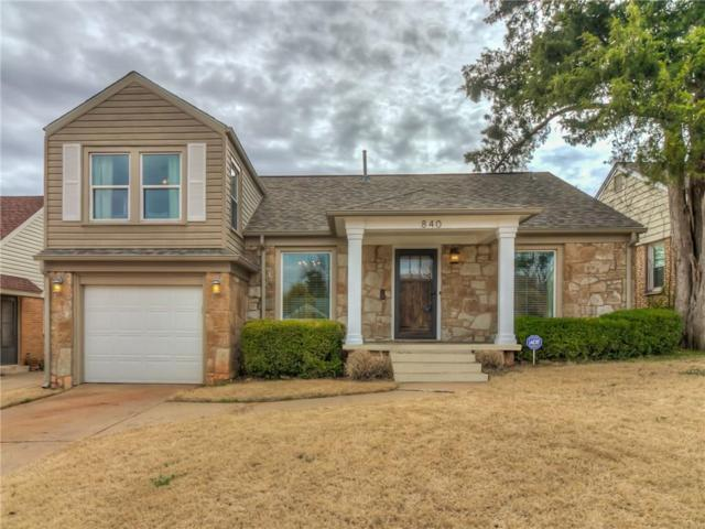 840 NW 48TH Street, Oklahoma City, OK 73118 (MLS #853535) :: Homestead & Co