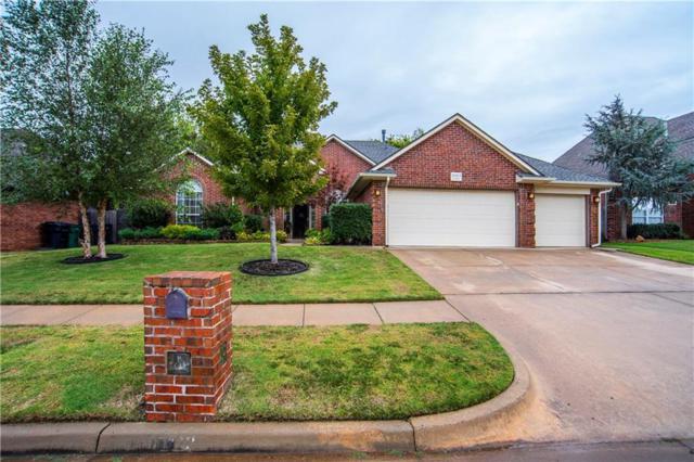 11412 Condor Terrace, Oklahoma City, OK 73162 (MLS #853540) :: Homestead & Co