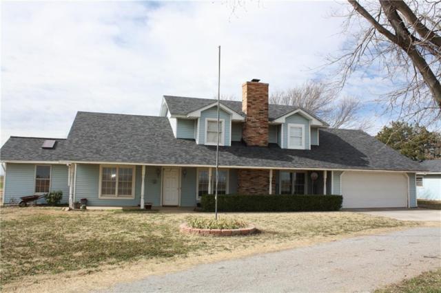 10371 N 2370 Road, Weatherford, OK 73096 (MLS #853565) :: KING Real Estate Group