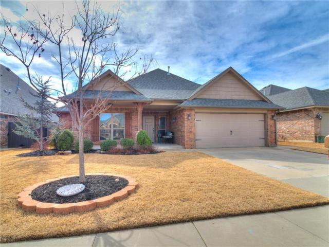 304 SW 171st Street, Oklahoma City, OK 73170 (MLS #853568) :: Erhardt Group at Keller Williams Mulinix OKC
