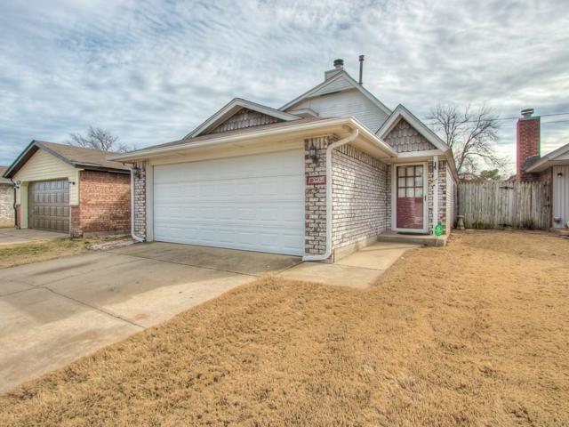 1536 SW 96th Street, Oklahoma City, OK 73159 (MLS #853588) :: Erhardt Group at Keller Williams Mulinix OKC