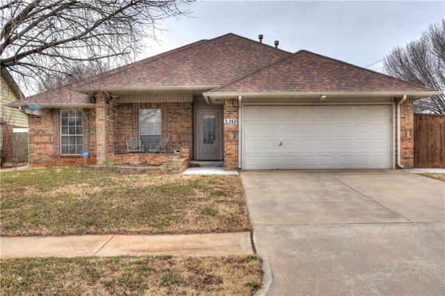 2625 Sequoyah Avenue, Moore, OK 73160 (MLS #853593) :: KING Real Estate Group