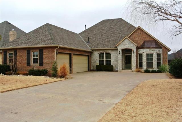 12324 Chateaux Road, Oklahoma City, OK 73142 (MLS #853595) :: Homestead & Co