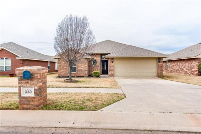 4009 Red Apple Terrace, Moore, OK 73160 (MLS #853638) :: KING Real Estate Group