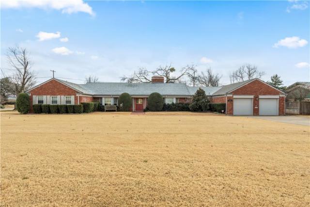 1708 Randel Road, Nichols Hills, OK 73116 (MLS #853646) :: Homestead & Co