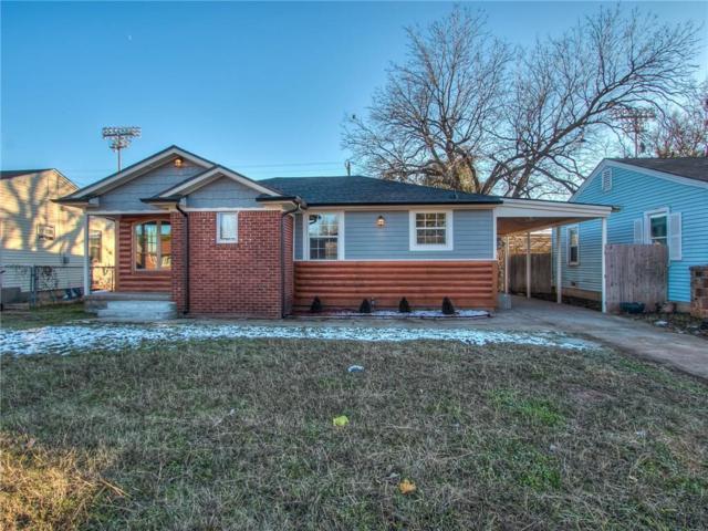 118 W Lilac Lane, Midwest City, OK 73110 (MLS #853654) :: Homestead & Co