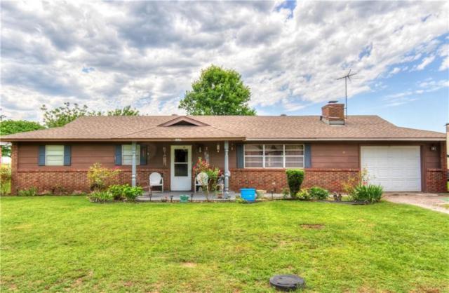 304 W Meek, Wayne, OK 73095 (MLS #853674) :: Homestead & Co