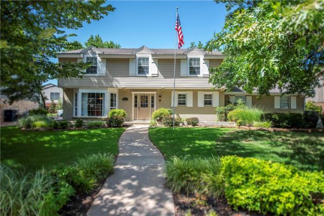 3024 Stonybrook Road, Oklahoma City, OK 73120 (MLS #853690) :: Homestead & Co