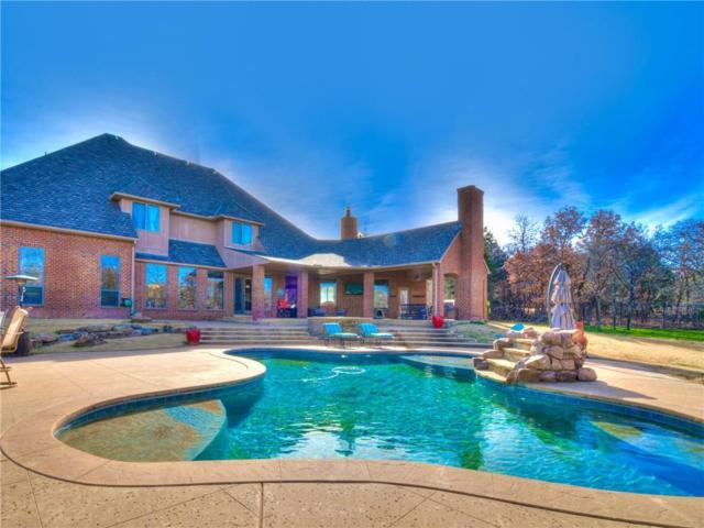 10225 Forest Meadow Drive, Oklahoma City, OK 73151 (MLS #853691) :: Homestead & Co