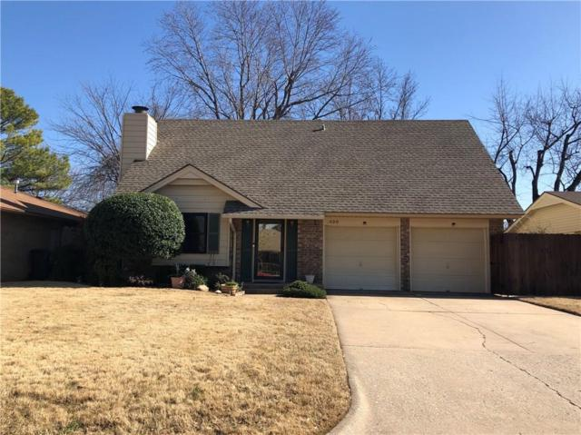 1420 Charles St Street, Norman, OK 73069 (MLS #853692) :: Erhardt Group at Keller Williams Mulinix OKC