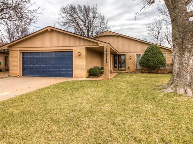 10612 Bayberry Drive, Oklahoma City, OK 73162 (MLS #853693) :: KING Real Estate Group