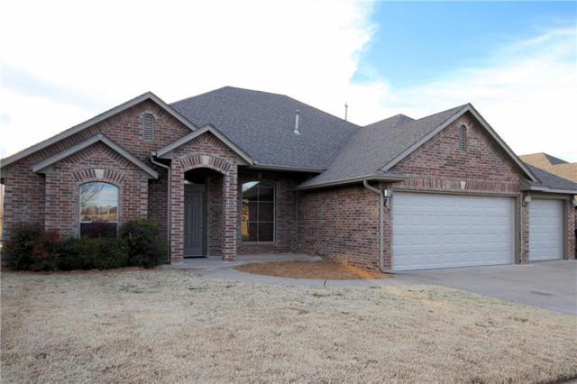 11421 Stansbury Place, Oklahoma City, OK 73162 (MLS #853702) :: Homestead & Co