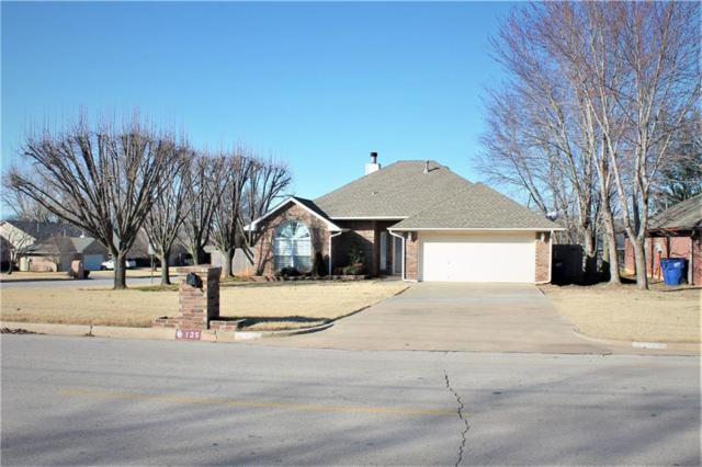 125 W Etowah Road, Noble, OK 73068 (MLS #853713) :: Erhardt Group at Keller Williams Mulinix OKC