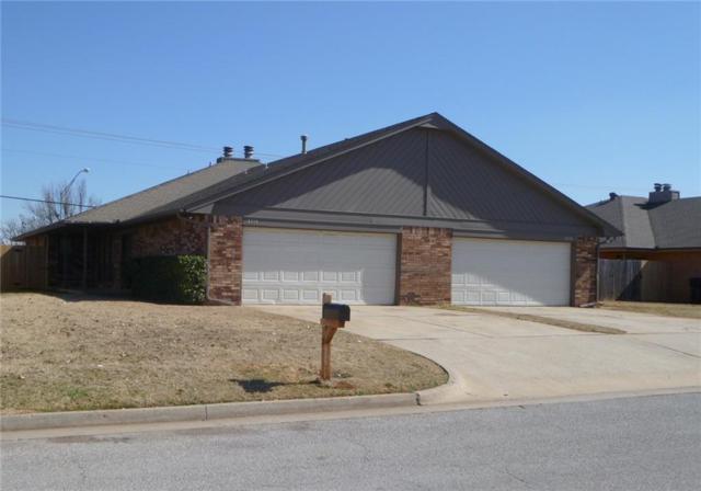 8116 Azalea Avenue, Oklahoma City, OK 73132 (MLS #853762) :: KING Real Estate Group