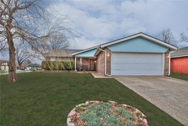3601 NE 140th Street, Edmond, OK 73013 (MLS #853772) :: KING Real Estate Group