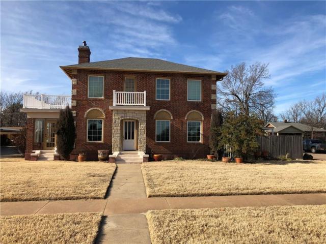 520 N College Street, Cordell, OK 73632 (MLS #853790) :: Denver Kitch Real Estate