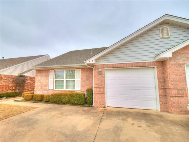 1917 Durham Place #1919, Norman, OK 73071 (MLS #853806) :: KING Real Estate Group