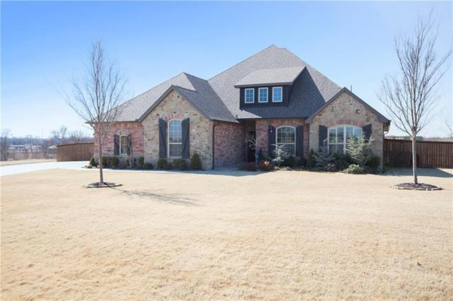 1320 Dragonfly Road, Norman, OK 73071 (MLS #853819) :: KING Real Estate Group
