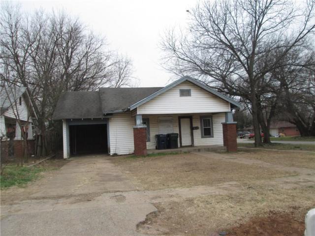 130 W Brule Street, Purcell, OK 73080 (MLS #853840) :: Homestead & Co