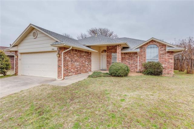 3505 Shadow Street, Norman, OK 73071 (MLS #853842) :: KING Real Estate Group