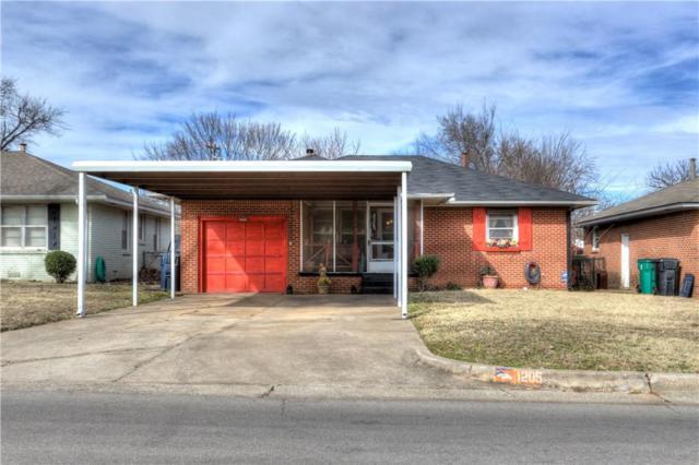 1205 NW 89th Street, Oklahoma City, OK 73114 (MLS #853847) :: KING Real Estate Group